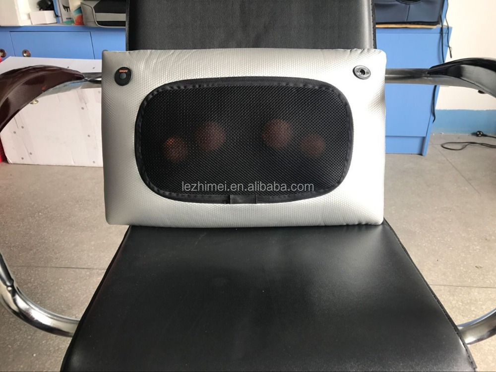 LM-502D Wireless Infrared Kneading Price of Massage Pillow