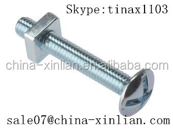 G I Roofing Bolts Cross Head And Square Nuts Buy High Quality G I Roofing Bolts Cross Head And Square Nuts Roofing Bolt With Nut Roofing Bolt Product On Alibaba Com