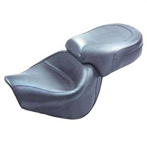 Mustang Vintage Wide Touring 2-Piece Seat for Yamaha 1999-2011 XVS1100 V Star 1