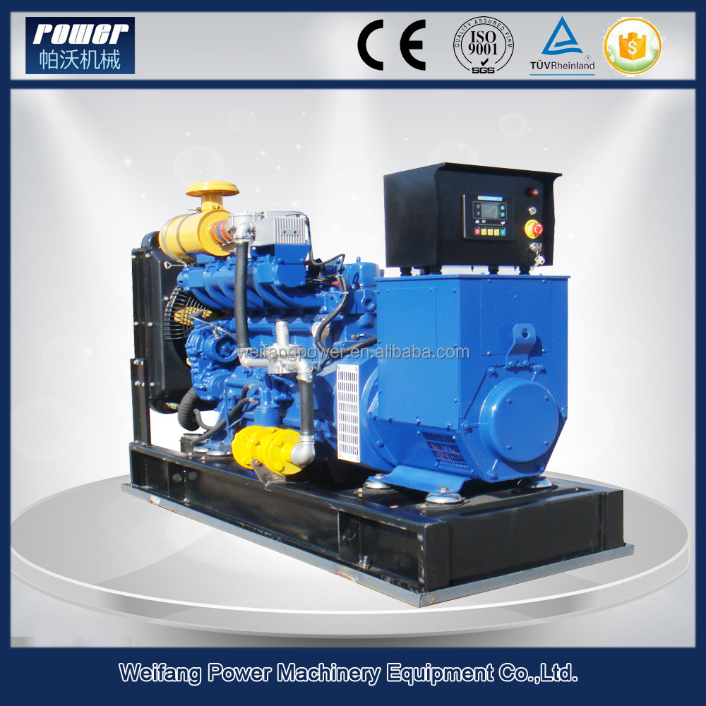 100kw Natural gas generator price/100kw Biogas genset price/100kw biomass genset