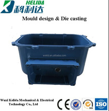Die Casting/Aluminium Die Casting Parts for Gas Meter with Good Price