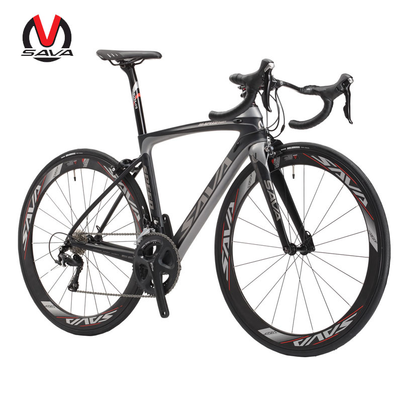 SAVA HERD5.0 Factory Supply 22S 700C Carbon Fiber Bicycles <strong>Cycling</strong> Racing Road Bike