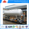 ISO certifcate diesel filling prefabricated galvanizing steel gas cylinder tank