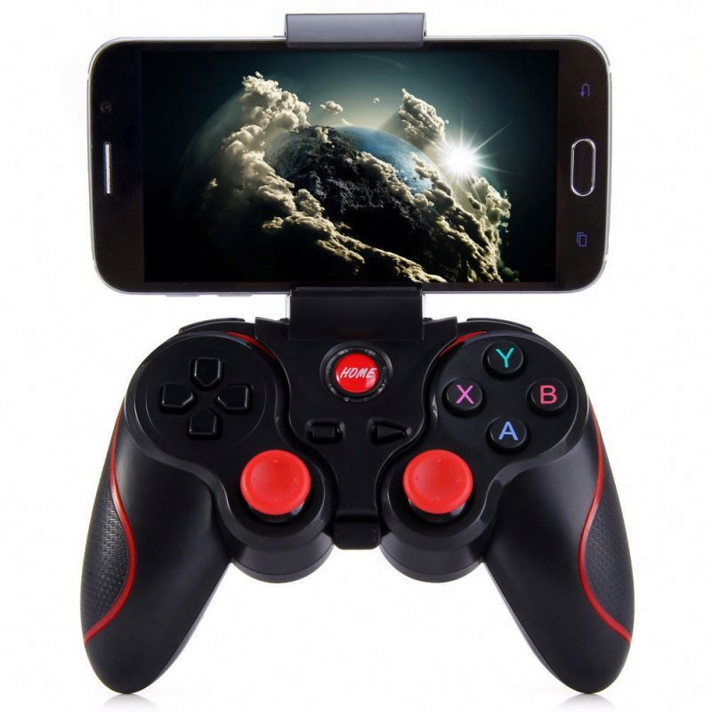 High Quality Original Terios T3 Gamepad Game Pad <strong>Controller</strong>+Holder Mi Wireless BT Game Handle <strong>Controller</strong> Remote Joystick Gamepad