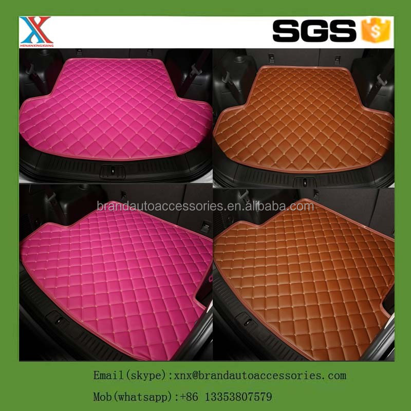 Luggage compartment Cargo Trunk Mat Liner Tray Car Boot Liner Dust Dirt For Mini Cooper
