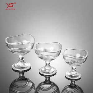 OEM welcome pc clear dessert plastic ice cream cup,ice cream cups wholesale