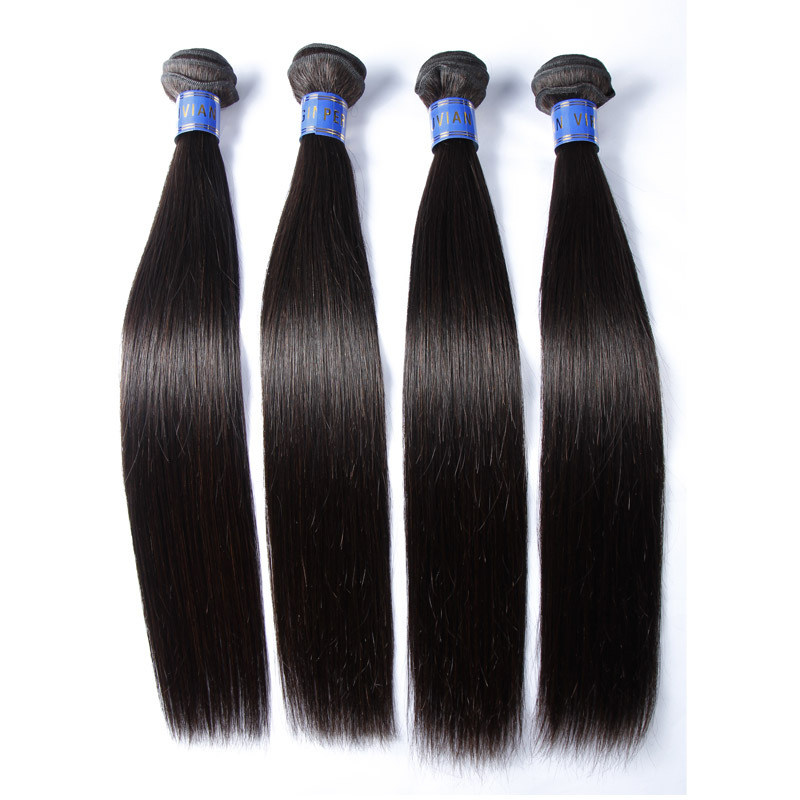 XBL Popular Hair Type of Peruvian Virgin Hair Stock in Guangzhou