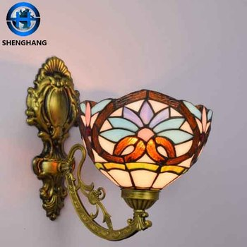 Luxury Tiffany Stained Glass Wall Lamp High Quality Chandelier Hanging Lamp Buy Tiffany Lamp Hanging Lamp Luxury Tiffany Stained Glass Chanderlier