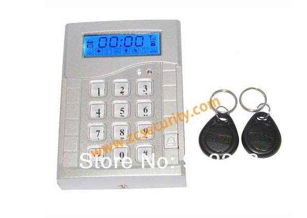 Радиочастотная идентификация дверь доступа управление проводная клавиатура просто рабочий с нашим касание сигнализация система