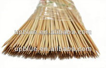 bamboo paddle skewer for food
