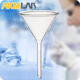 AKMLAB Borosilicate Glass Funnel With Long Stem And Short Stem