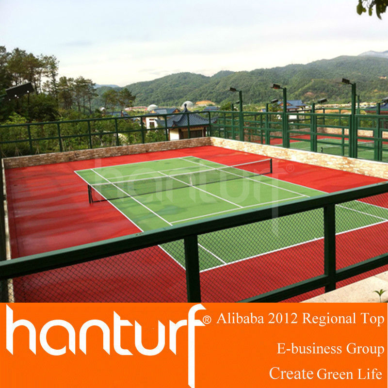 Artificial Grass Tennis/Paddle/Hocky/Running track Turf