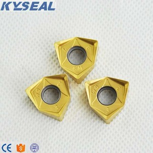 China factory Cnc carbide threading inserts turning tool parts