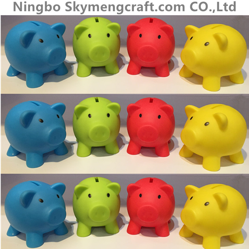 Custom made dog piggy bank Interessante Roubar banco de Moeda piggy
