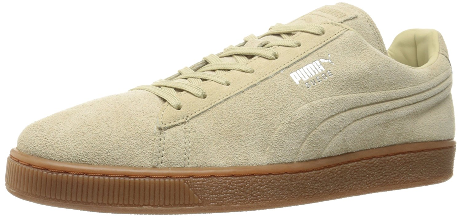 07aa3f3fb84 Get Quotations · PUMA Men s Suede Emboss Fashion Sneaker