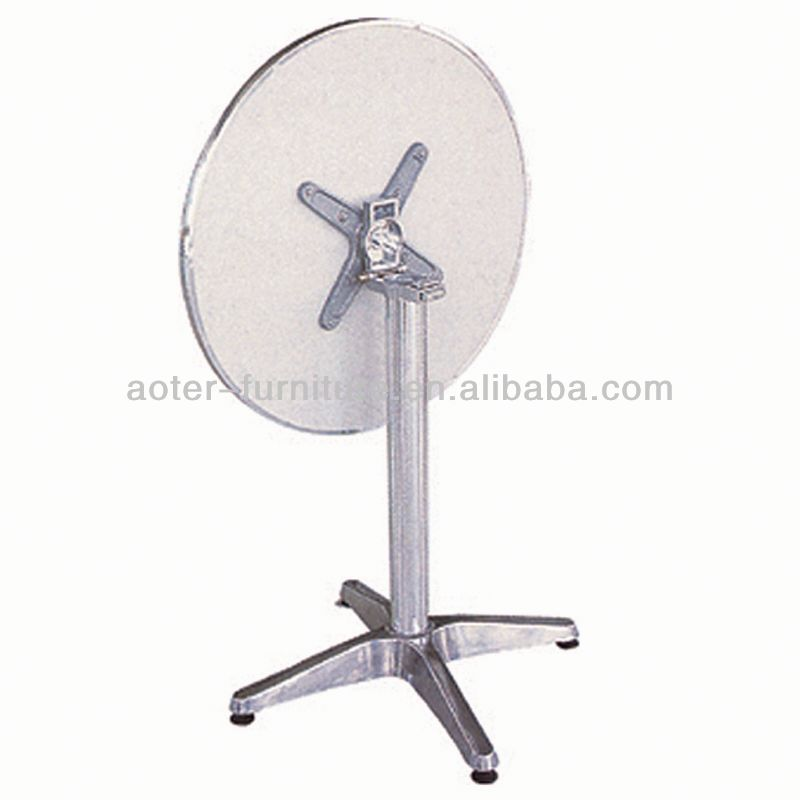 Hot sale aluminum folding table and chair