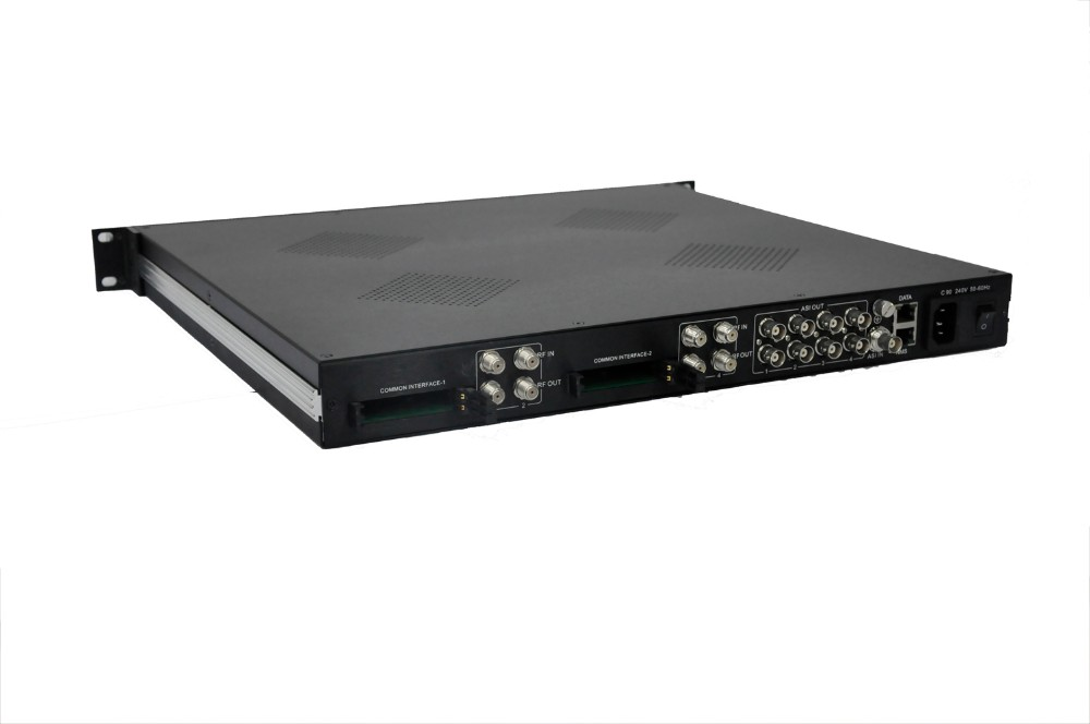 dmb-9004cia) Professional Encrypted Multi Channels Tv Tuner Dvb-s2 ...