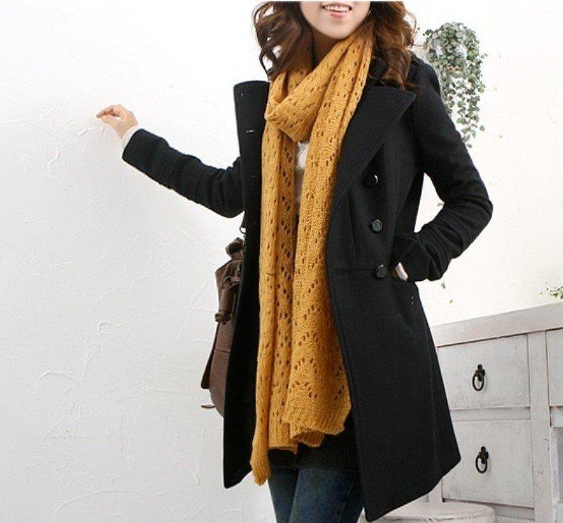 black winter coat women - photo #22