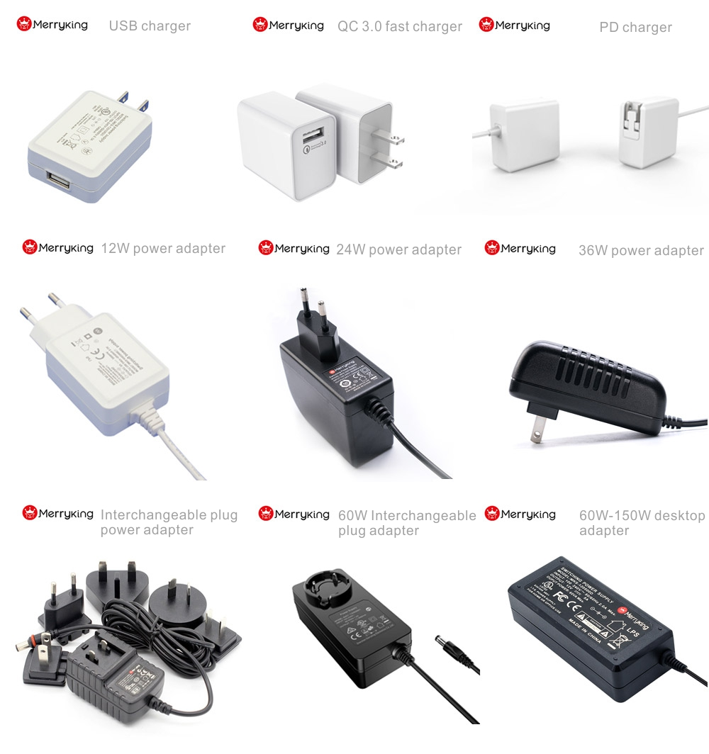 universal wall charger 24v 0.6a ac dc adapter output 24v power supply 24vdc 600ma for air humidifier