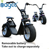 2 wheel NEW scrooser with 60V 12AH lithium battery Fast 60V20AH electric motorbike mini electric motorcycles 1000w wholesale