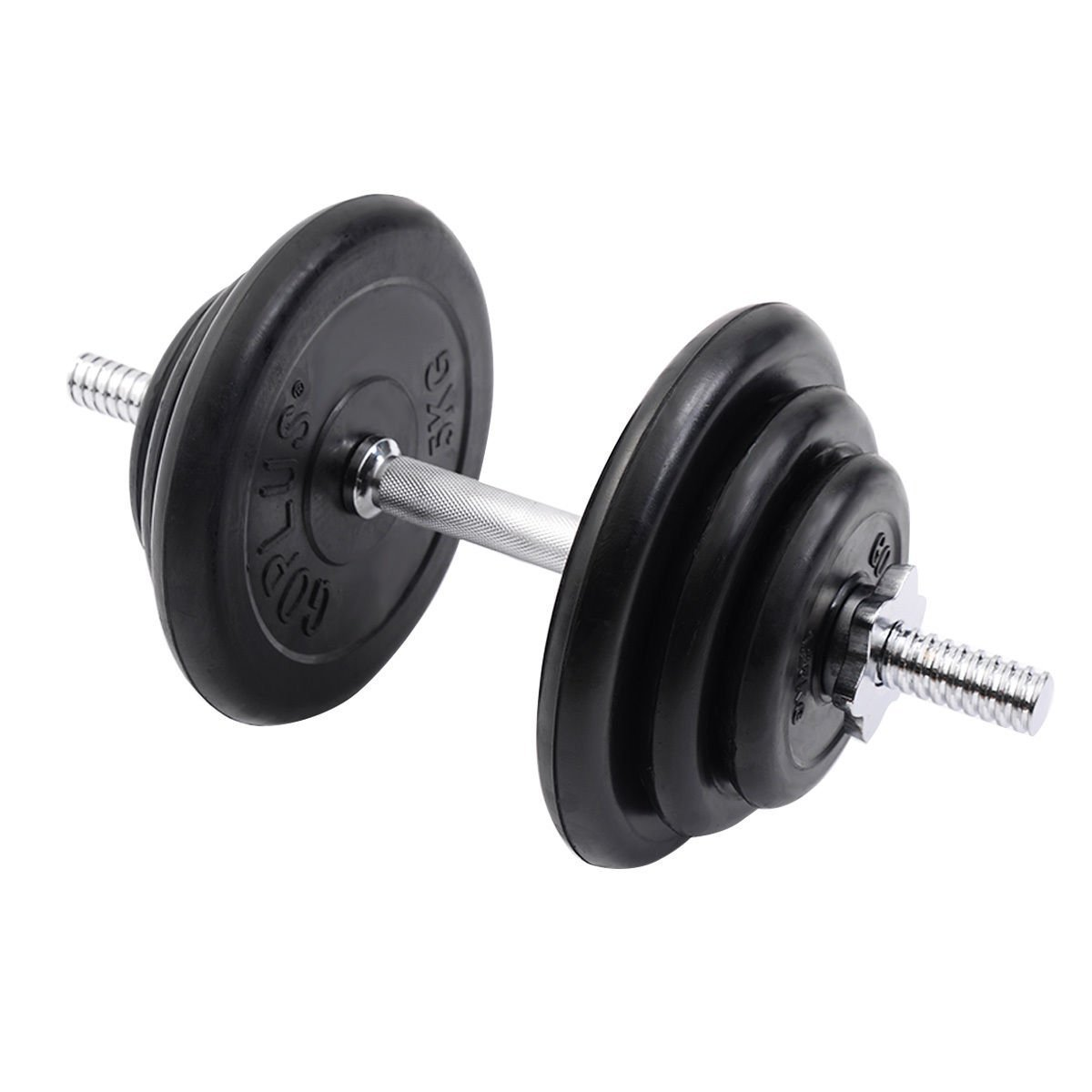 Get Quotations · Giantex Weight Dumbbell Set 44 Lb Adjustable Cap Gym Barbell Plates Body Workout  sc 1 st  Alibaba & Cheap Weight Plates Dumbbell find Weight Plates Dumbbell deals on ...