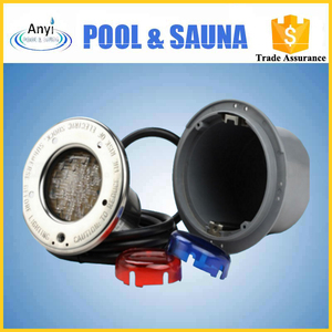 100W stainless steel led underwater light/lamp for swimming pool