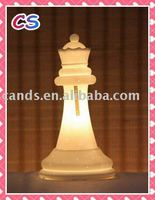 Unique Chess Shape Ornament E40 Led Lamp 400w