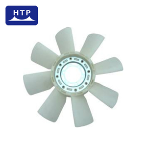 car engine Cooling fan blade for MITSUBISHI 6D22 6D22T 8DC9 for FUSO F330 FV419 ME055319 8Blades 8Holes