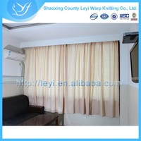 LY-3 2016 Newest Fashion Patterns Emboridery Decoration Hospital Window Curtains