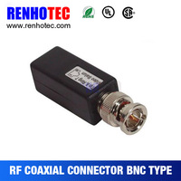 Video connector BNC male adapter