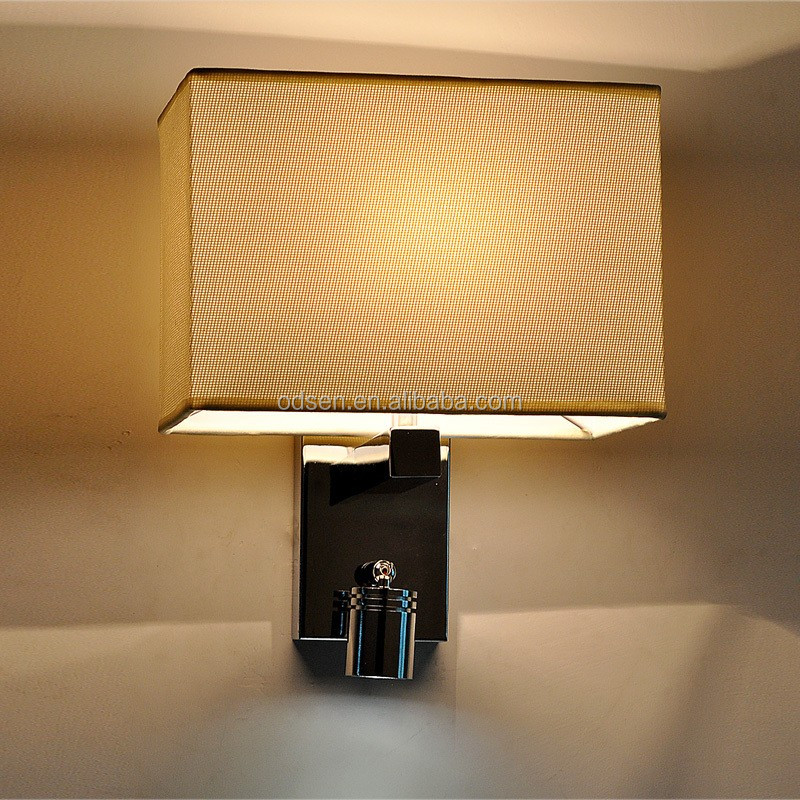Cheap Moder Hotel Led Wall Sconce With Power Outlet - Buy Wall Sconce With Power Outlet,Hotel ...