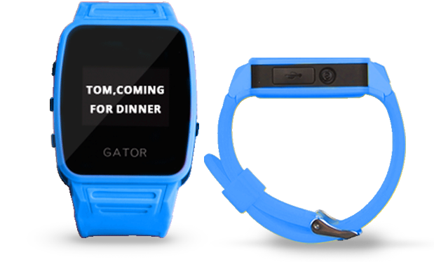 Young Youth People Smart Cell Phone Easy Going Gps Phone Watch---gator  Caref Watch - Buy Pocket Watch Cell Phone,Cheap Cell Phones,Brand Smart  Cell