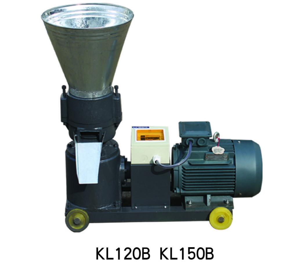 Roller Drive Mkl 395 Wood Pellet Machine With Capacity 400-600kg/h ...