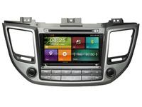Car dvd for HYUNDAI IX35 2016 / HYUNDAI TUCSON 2016 multimedia player with GPS 8inch touch screen
