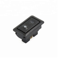 Auto Electrical Parts Switch 6 Pins Momentary Car Master Electric Power Window Switch for BMW