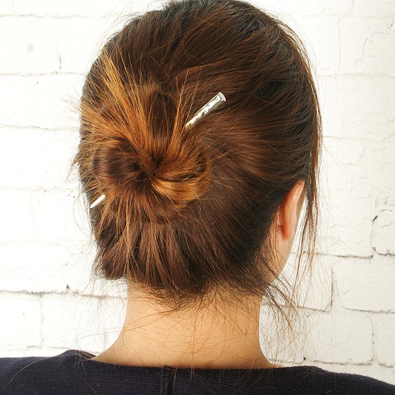 Consider, that asian bun short hair something is