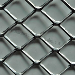 exported product construction application metal mesh alu expanded metal mesh