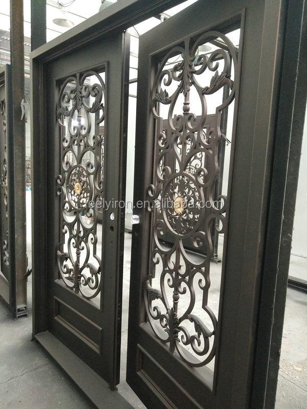 Luxury Exterior Security Door, Luxury Exterior Security Door Suppliers And  Manufacturers At Alibaba.com