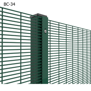 Reliable Security Wire Mesh Fence for Boundary Wall