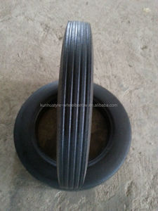 rubber solid wheel 13*3