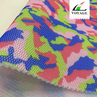 191 3D Polyester Shoe Material Air Mesh Fabric