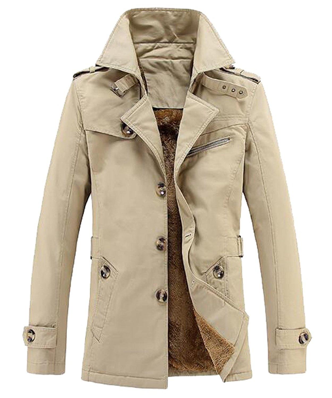 XiaoTianXinChildrenscostumes XTX Girls Zip Quilted Hoodid Pocket Padded Fleece Outdoor Jacket Parka Coat