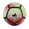 PU leather official size 5 football soccer ball printed with customize logo or pictures
