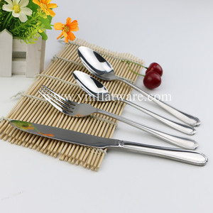 Royal 18/0 Stainless Steel Restaurant Cutlery