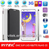 5.7 inch HD IPS Quad Core Android 4.2 Dual Sim 8.0MP camera 3G Smart phone