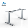 SUMMIT TS-R33S ergonomic sit stand table lifter motion base adjustable height standing dest frame