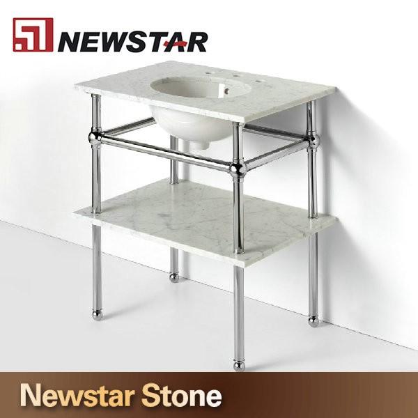 Stainless Steel Frame Bathroom Vanities, Stainless Steel Frame ...
