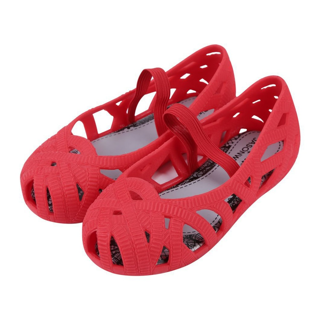 Mini Shoes 2017 Jelly <strong>Sandals</strong> For Baby Infantil <strong>Sandals</strong> Girls Birdnest Kids Shoes Children Cut-Outs Beach Girls <strong>Sandals</strong>