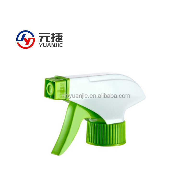 24mm 28mm Plastic water trigger sprayer head for greenhouse plants