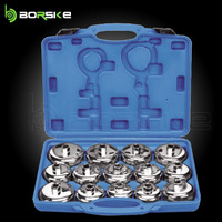 High quality 14 pcs socket set tool kit and socket wrench set
